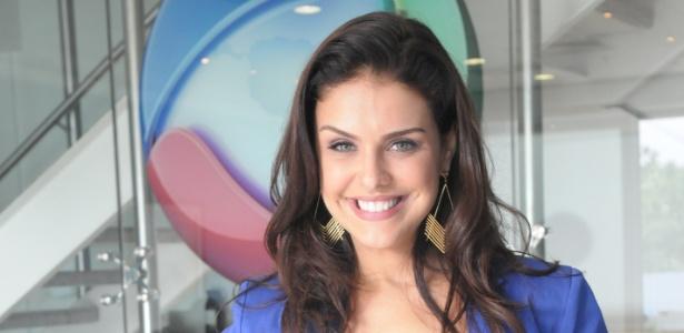 """Paloma Bernardi é uma das protagonistas de """"A Terra Prometida"""" - Munir Chatack/Divulgação/Record"""