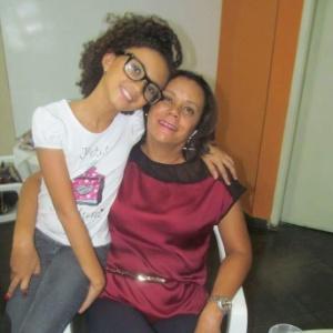 Rita de Cássia, mãe de Luisa, se surpreendeu com o diagnóstico da filha - Arquivo pessoal