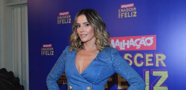 Deborah Secco aciona polícia após ameaças de morte na internet - Marcello Sa Barretto / AgNews