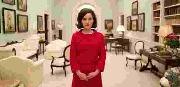 """Natalie Portman como Jackie Kennedy em """"Jackie"""", de Pablo Larraín - Divulgação - Divulgação"""