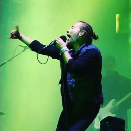 """Thom Yorke, do Radiohead, em """"versão"""" do hit latino """"Gasolina"""" - Reprodução"""