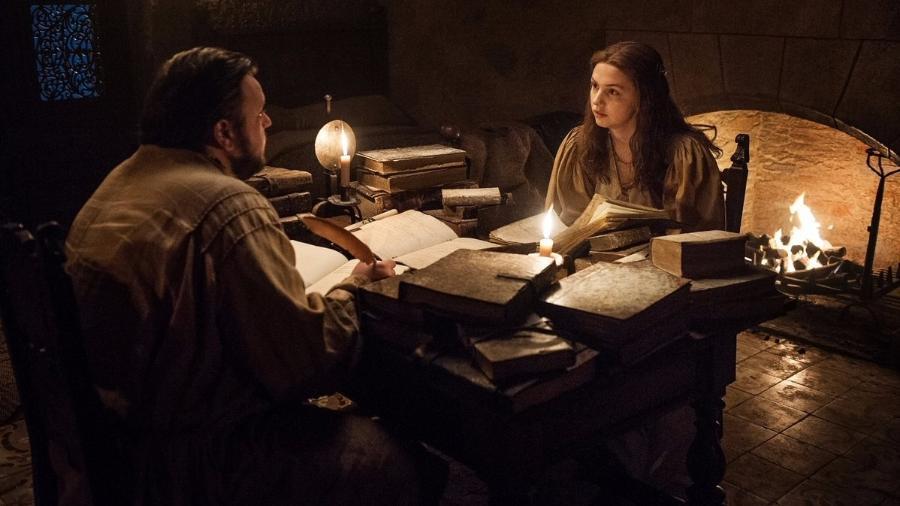 """Gilly já acabou de filmar suas cenas em """"Game of Thrones"""" - Divulgação"""