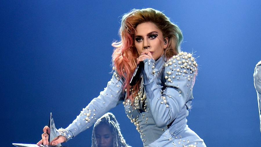 Lady Gaga em turnê - Getty Images