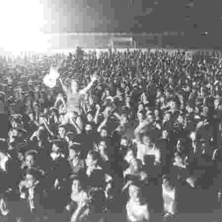 Banda Stress faz show para 20 mil pessoas no Pará durante lançamento do álbum de estreia - Arquivo Pessoal - Arquivo Pessoal