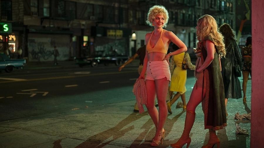 """""""The Deuce"""" foi a primeira série da HBO a ter uma coordenadora de intimidade - Divulgação/HBO"""