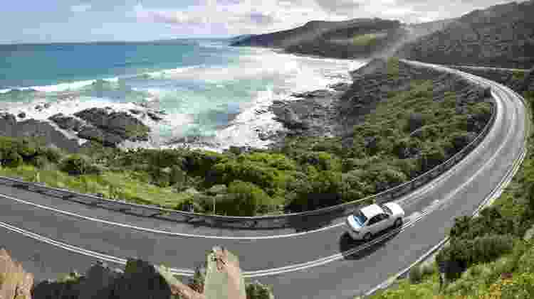 Great Ocean Road, na Austrália - Divulgação/Great Ocean Road Marketing - Divulgação/Great Ocean Road Marketing