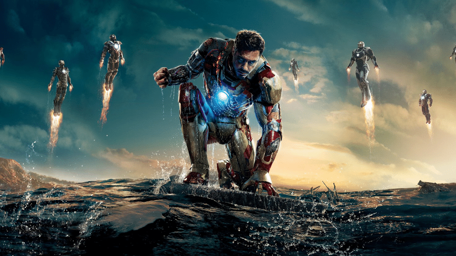 Homem de Ferro 3 - Reprodução