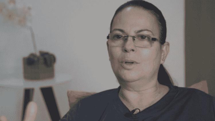 'Não há diferença entre matar um de 13 anos e o que tá dentro da tua barriga', opina Maria Ângela, que é contra descriminalizar o aborto - Ana Terra Athayde/BBC - Ana Terra Athayde/BBC