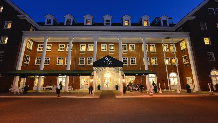 A DivorceHotel usa confortáveis hotéis, como o Gideon Putnan (na foto), para ajudar casais a chegar a um divórcio amigável - Divulgação/DivorceHotel