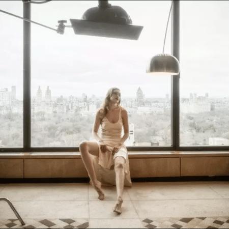 Gigi Hadid para o calendário Pirelli 2019 - Divulgação/Pirelli