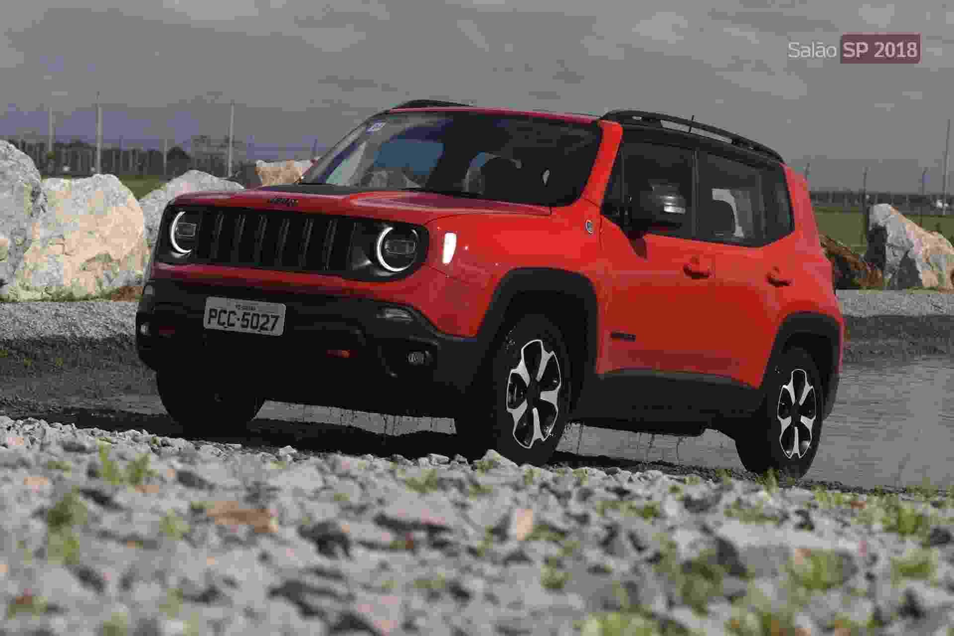 Jeep Renegade 2019 Vai De R 70 Mil A R 147 Mil Veja Versoes E Precos