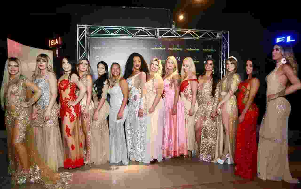 Finalistas do Miss Bumbum 2018 - Iwi Onodera/UOL
