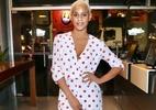 Macacão com estampa de poás é escolha descolada de Aline Wirley, inspire-se - Brazil News