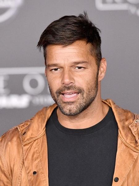 Ricky Martin - Mike Windle/Getty Images