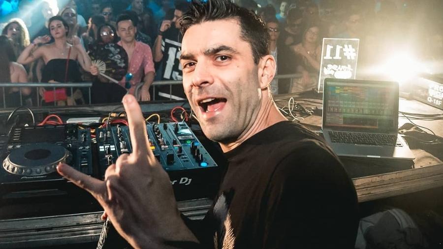 DJ Gabe, que tocou no Tomorrowland, foi preso acusado de tráfico de drogas - Reprodução/Instagram