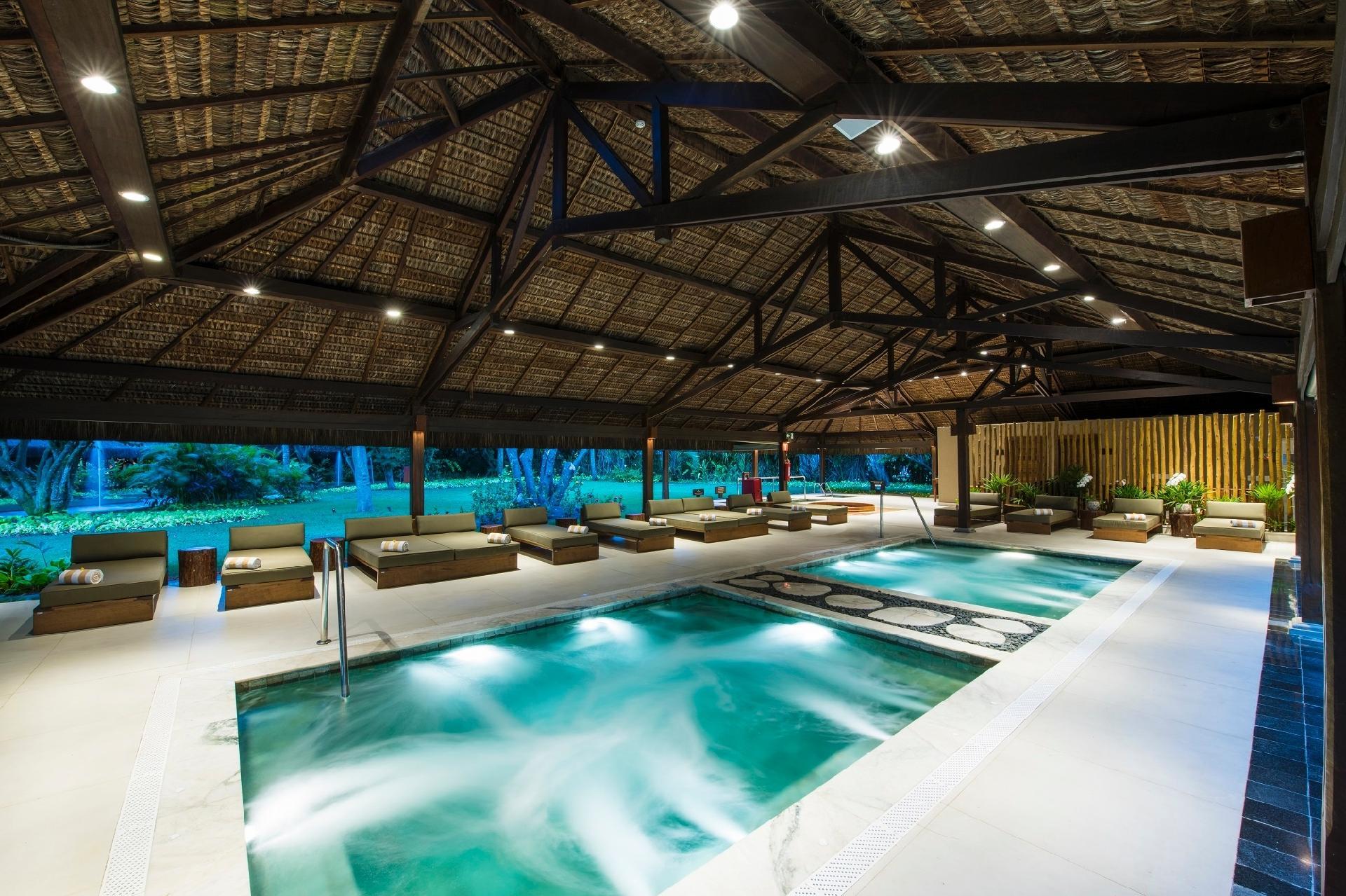 Para relaxar: conheça spas incríveis que ficam dentro de hotéis brasileiros