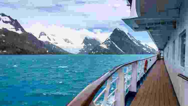 Expedição vai contar com a presença de Amyr Klink a bordo de nova embarcação, o World Explorer - Divulgação