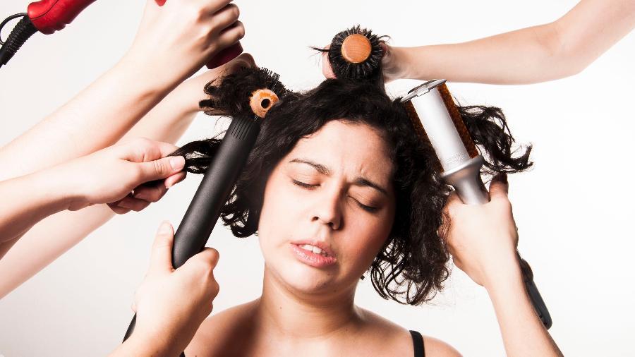 Próprio cabelo e pele são alvos de insatisfação entre brasileiros - principalmente entre mulheres - Pedro Cinese/Wikimedia Commons