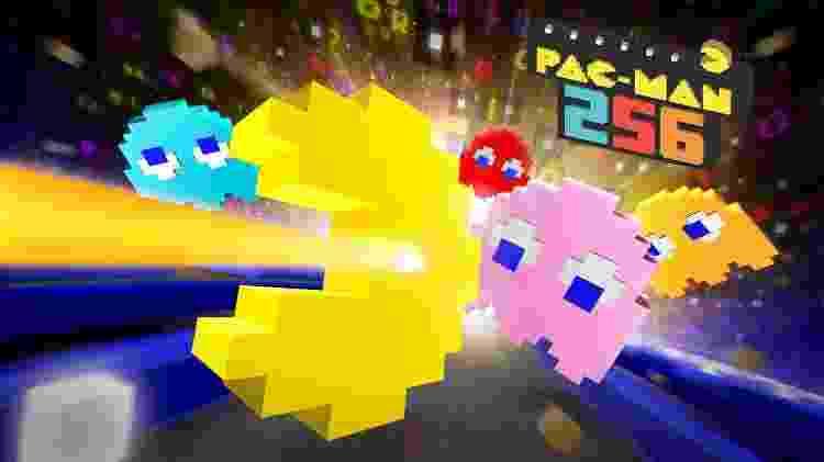 Pac-Man 256 - Divulgação - Divulgação