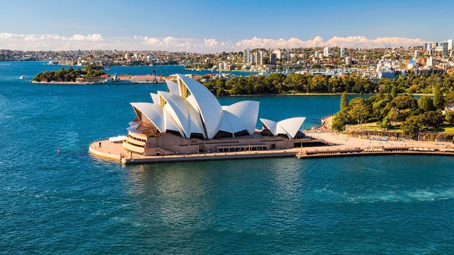 Sydney, na Austrália: O programa Australian Government Research Training (RTP) é voltado para estudantes de mestrado e doutorado/PhD. - Getty Images