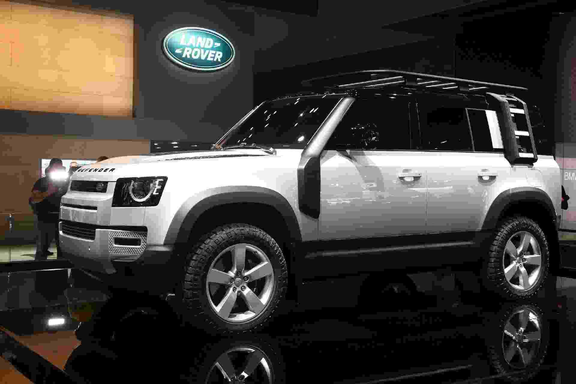 Land Rover Defender 2020 - Newspress