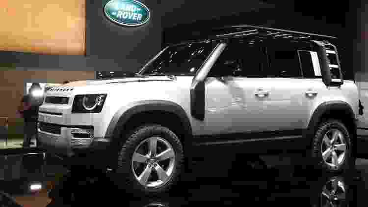 """Nova geração do SUV mais """"raiz"""" da Land Rover chega ao Brasil no segundo semestre de 2020 com preço na casa de R$ 350 mil - Newspress"""