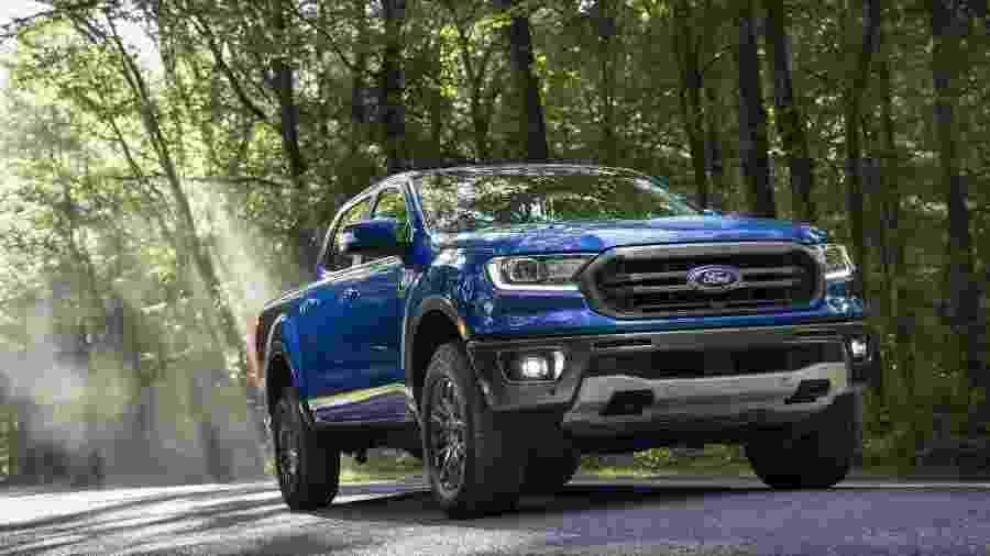 Ford Ranger - Divulgação
