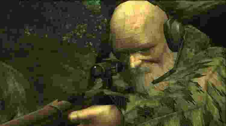 Metal Gear 3 Review 4 - Reprodução - Reprodução