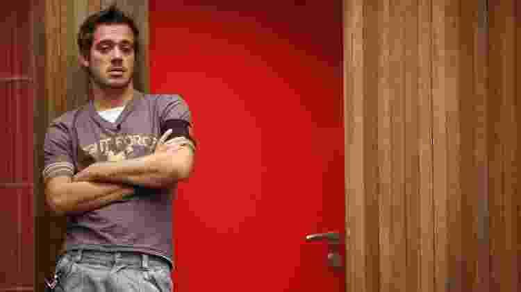 Max Porto, campeão do BBB9 - Fabrício Mota/TV Globo - Fabrício Mota/TV Globo