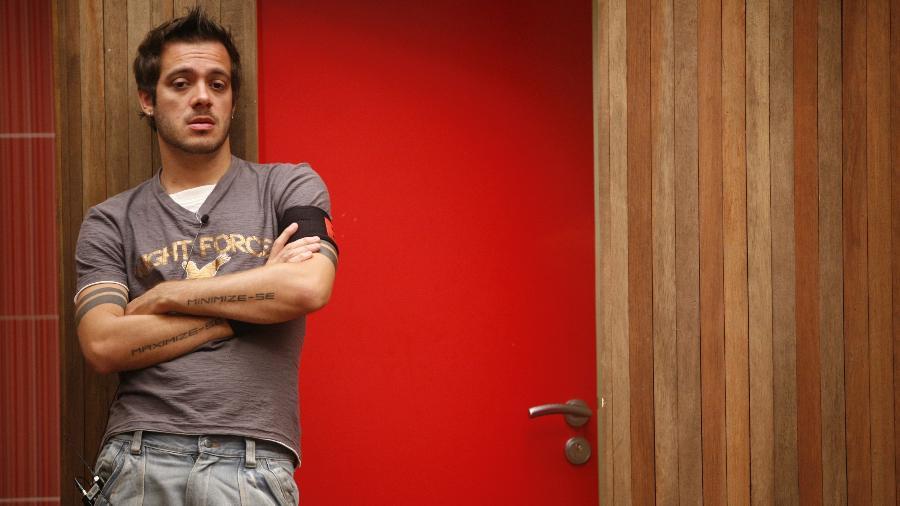 Max Porto, campeão do BBB9, oferece curso para preparar futuros brothers - Fabrício Mota/TV Globo