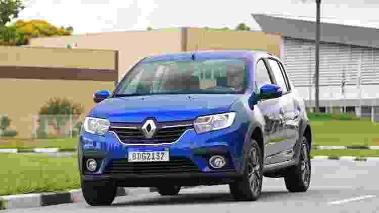 Renault Sandero - Murilo Góes/UOL - Murilo Góes/UOL