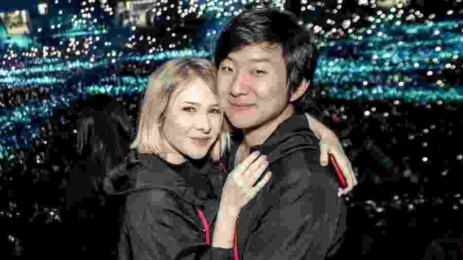Sammy Lee e Pyong Lee - REPRODUÇÃO/INSTAGRAM