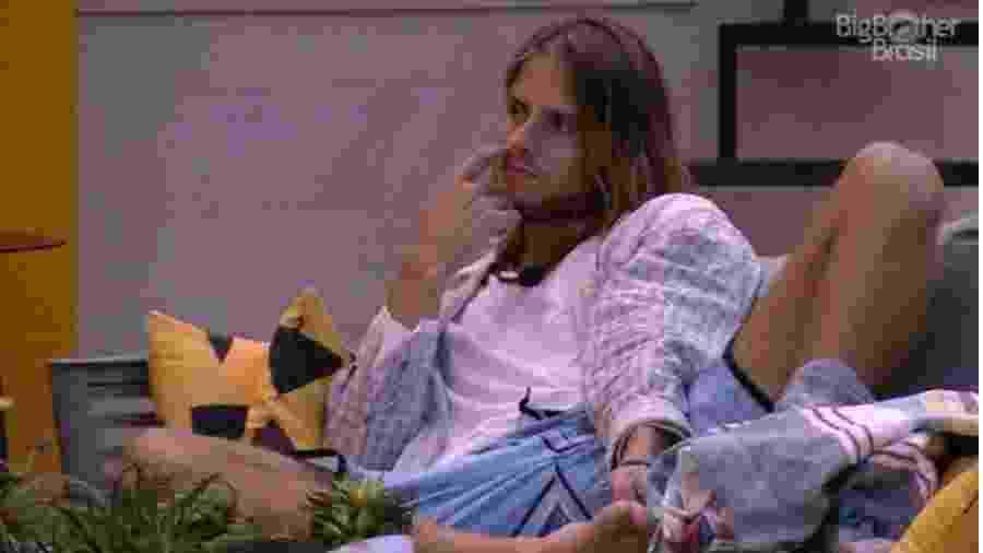BBB 20: Daniel em conversa com a Marcela - Reprodução/Globoplay