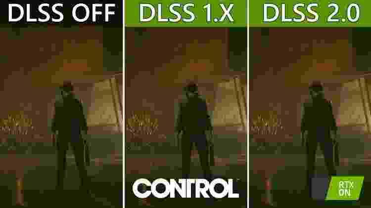 Control DLSS - Reprodução - Reprodução