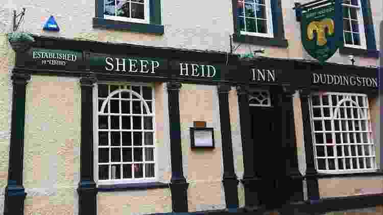 8 The Sheep Heid Inn_Divulgacao restaurantes mais antigos - Divulgação - Divulgação