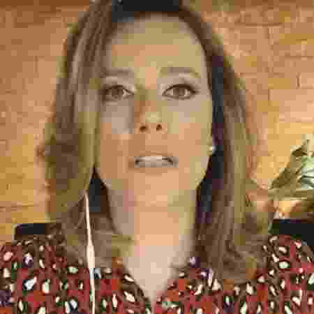 Natuza Nery no Saia Justa - Reprodução/vídeo