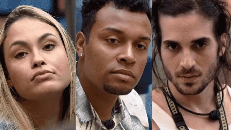 BBB 21: o terceiro paredão - Reprodução/TV Globo - Reprodução/TV Globo