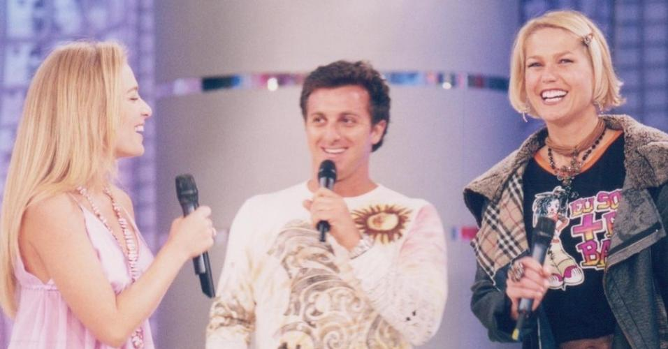 Angélica, Luciano Huck e Xuxa