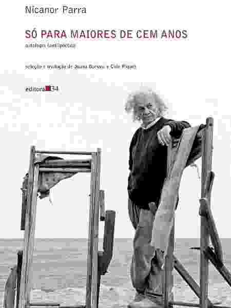 Nicanor Parra - Reprodução - Reprodução