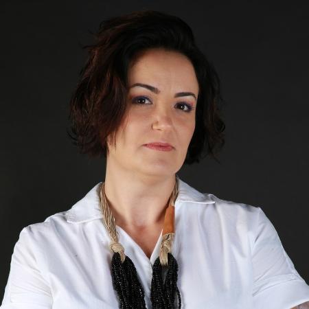 A iluminadora Marina Stoll, de SP, denunciou o ex após a filha de 17 anos contar que o padrasto havia abusado dela - Arquivo pessoal