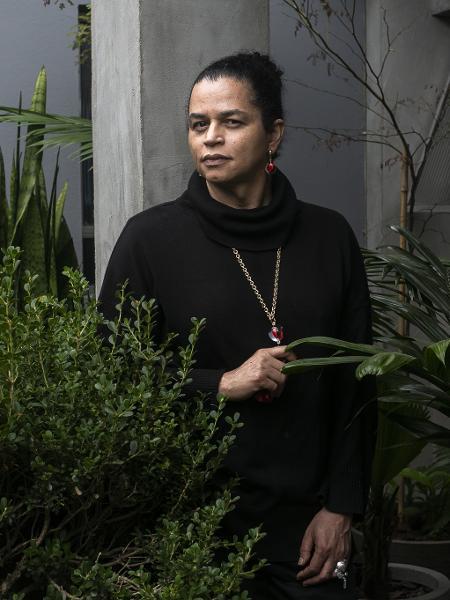 A ativista e publicitária Neon Cunha - Keiny Andrade/UOL