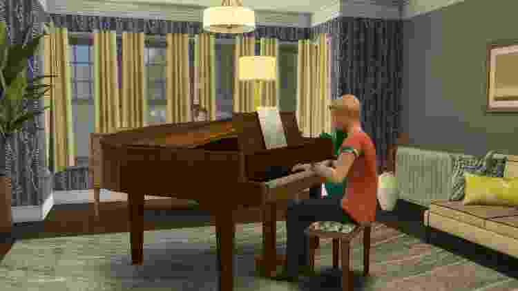 The Sims 4 Artigo 06 - Reprodução - Reprodução