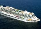 """Zumbis e atores de """"Walking Dead"""" são atração de cruzeiro pelas Bahamas - Divulgação/Norwegian Cruise Line"""