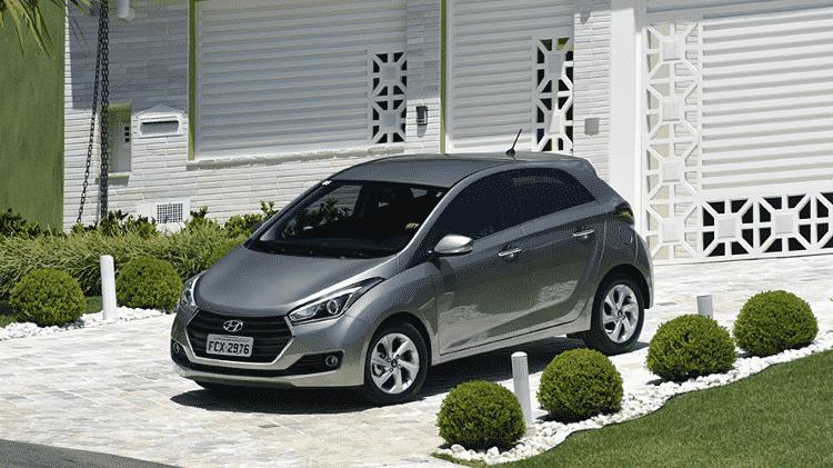 Hyundai HB20 Premium 1.6 A/T - Murilo Góes/UOL - Murilo Góes/UOL