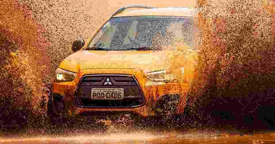 Mitsubishi ASX Outdoor 2016 - Divulgação