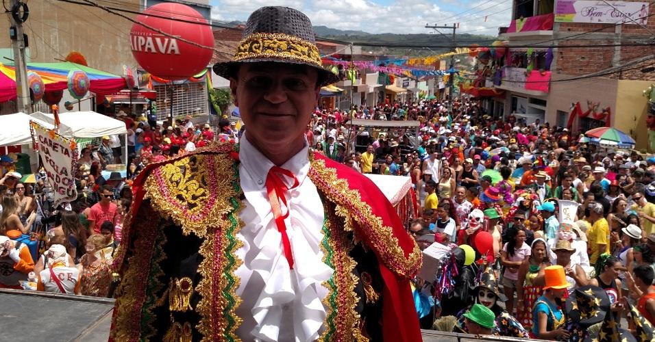 José Roberval em Bezerros