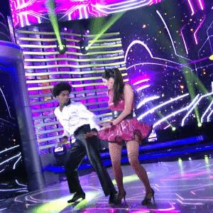 """4.set.2016 - """"Dança dos Famosos"""" - Reprodução/TV Globo"""