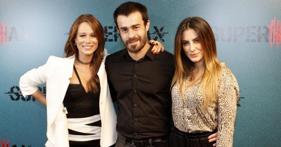 Mariana Ximenes, Erom Cordeiro e Cleo Pires estão no elenco de