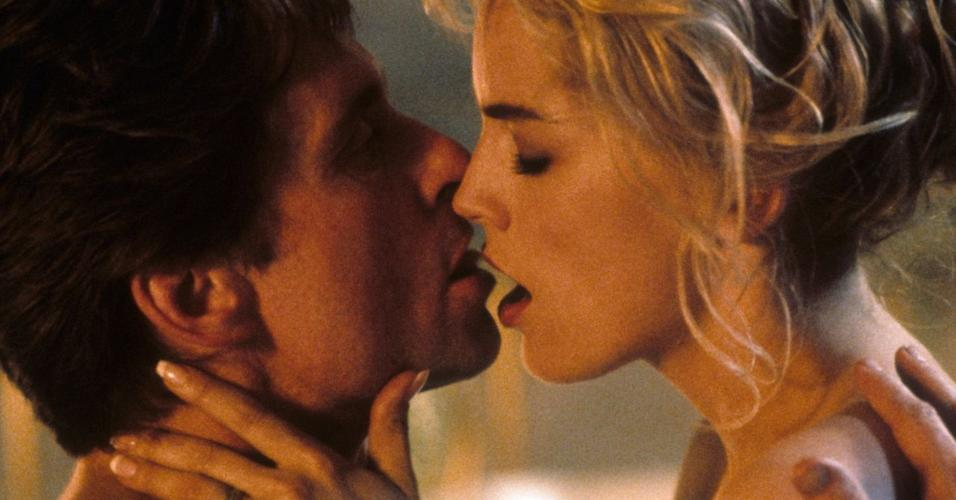 """Cena do filme """"Instinto Selvagem"""" (1992), de Paul Verhoeven"""
