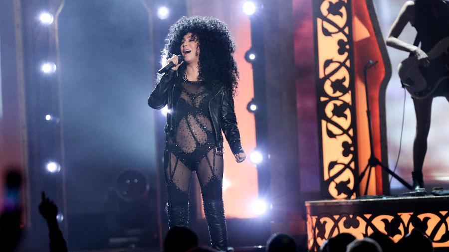 A cantora Cher no prêmio da revista Billboard 2017 - Zumapress